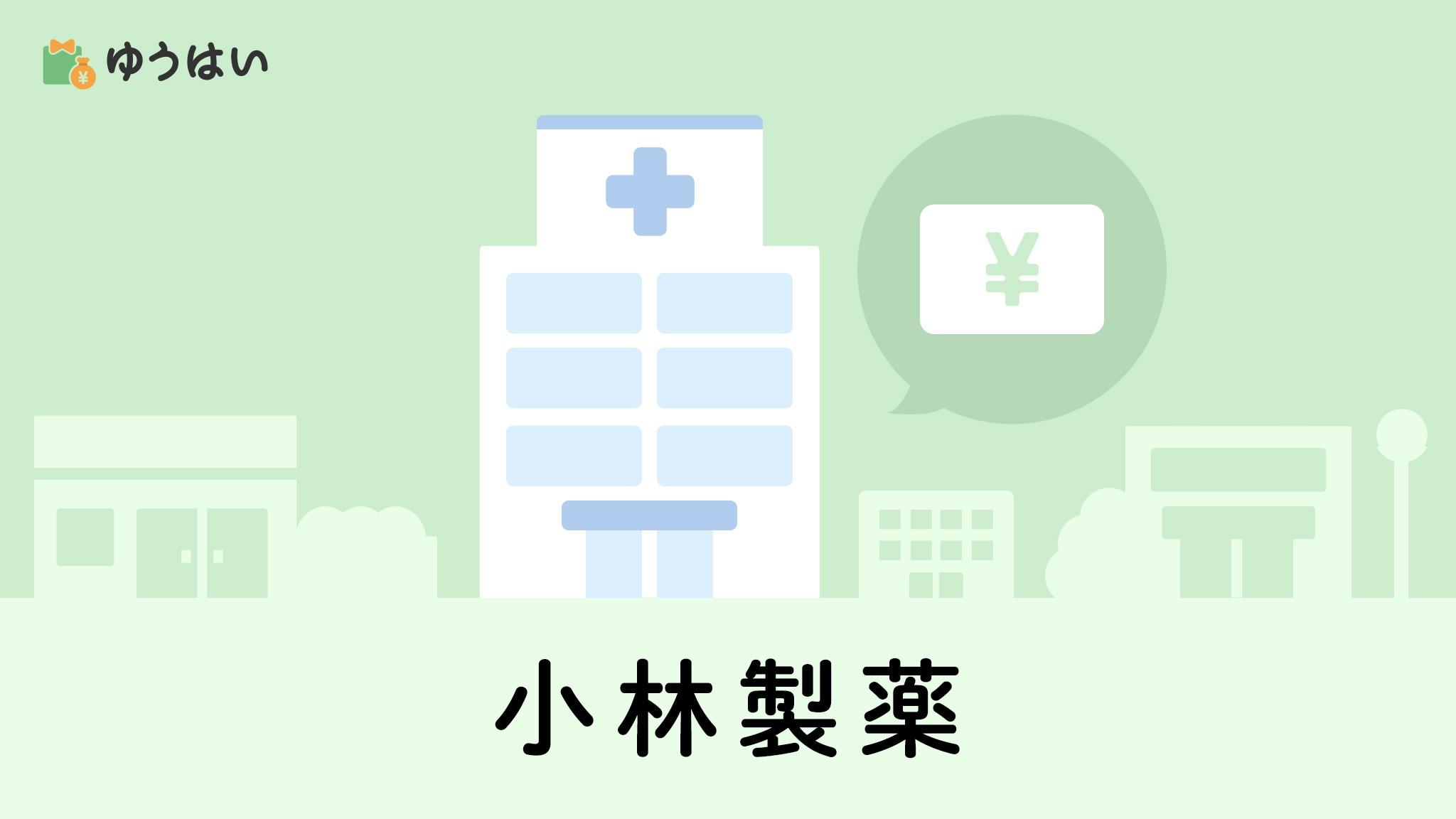 小林製薬(4967)の株主優待と配当金